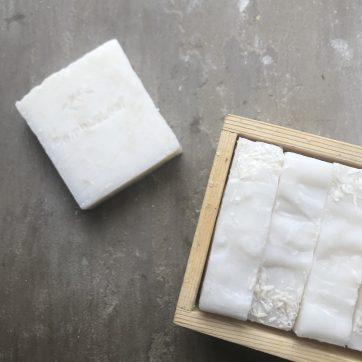 Coconut & Lime Hand & Body Soap Scrub