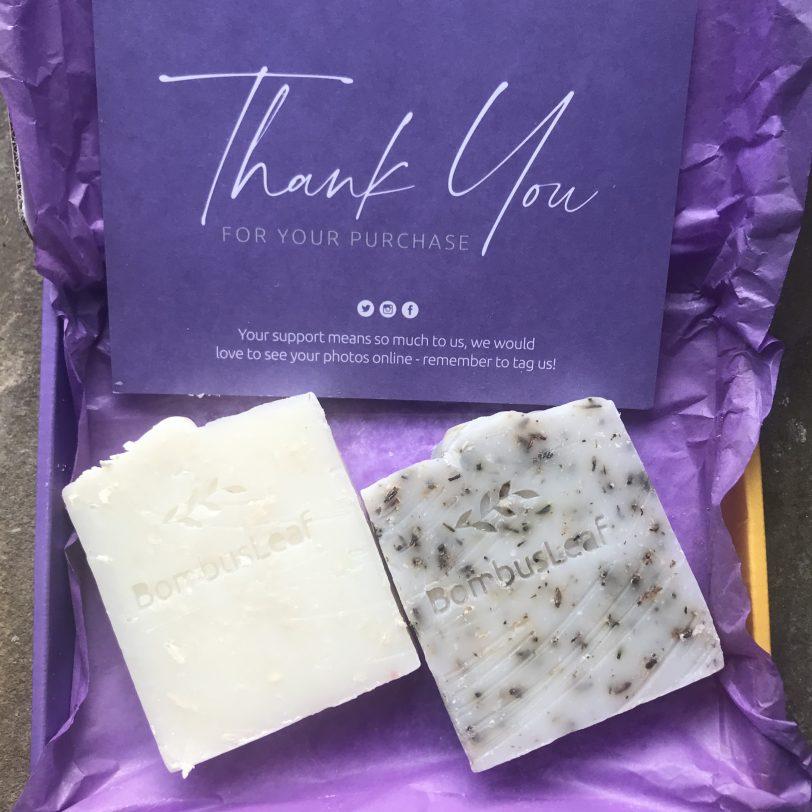 Hand and Body Soap Scrub Subscription Box