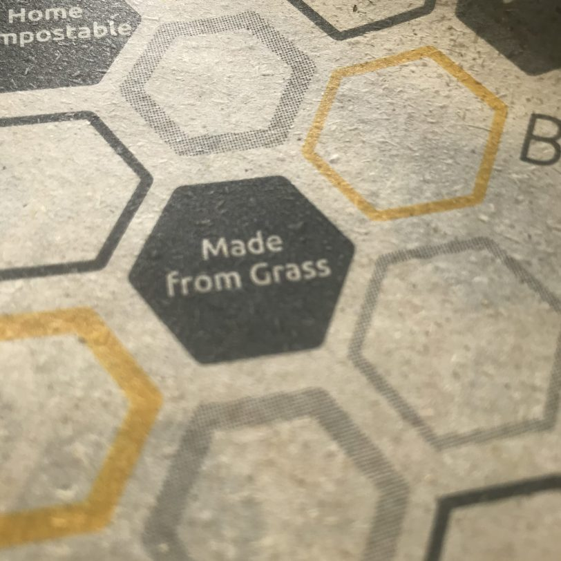 Made from grass logo